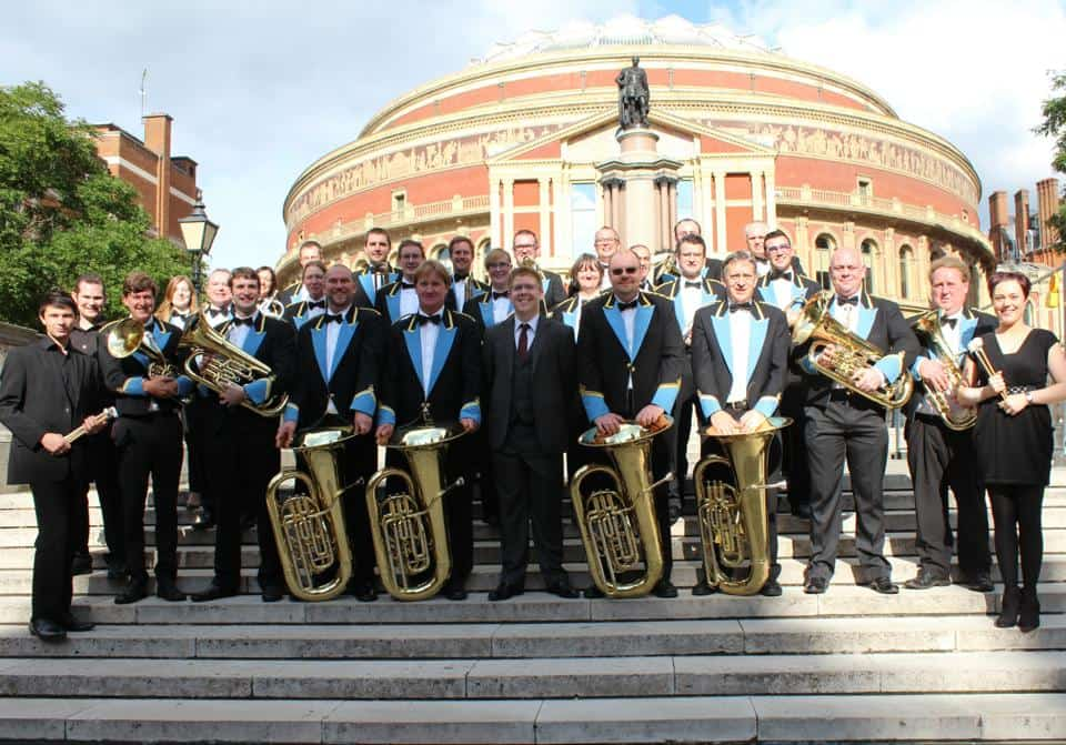Regent Brass - The Royal Albert Hall 2013
