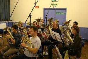 Regent Brass - Score Recording Session