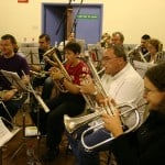 Regent Brass - Score Recording Session